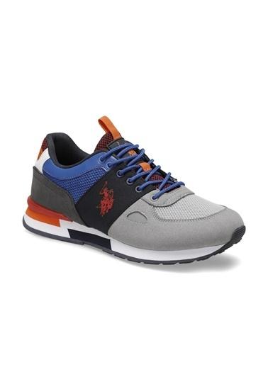 U.S. Polo Assn. U.S. Polo Assn.   Sneaker Gri